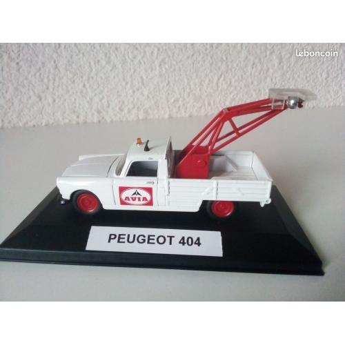 PEUGOT 404 DEPANNEUSE miniature automobile